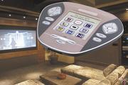 Универсальный пульт URC MX-3000,  управление всей электроникой 1 кнопко